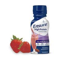 Ensure® High Protein Strawberry Shake