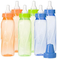 Evenflo Feeding 12-pk. Classic Twist Tinted Plastic Bottle (Green)