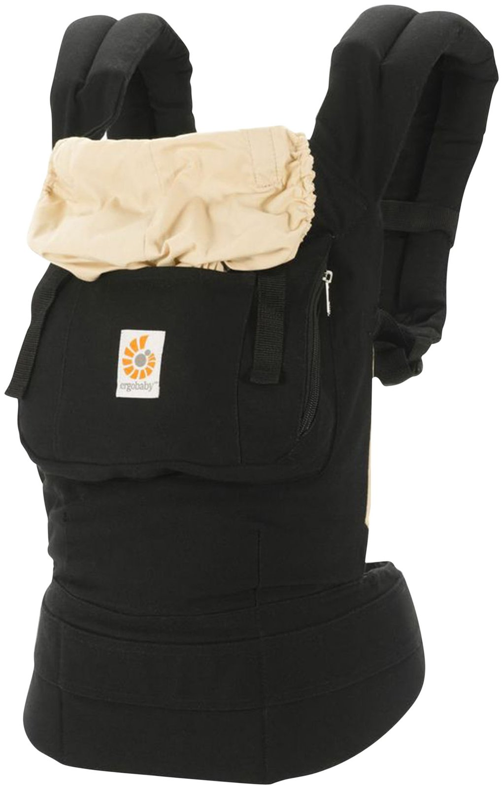 Ergo Baby Original Baby Carrier in Black/Camel