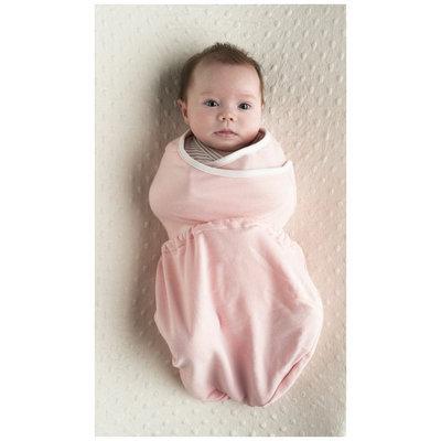 Ergo Baby ERGObaby Sleep Tight Swaddler, Pink/Natural, Small/Medium, 1 ea