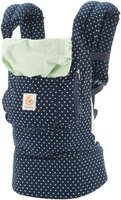 ERGO Baby Carrier - Indigo Mint Dots