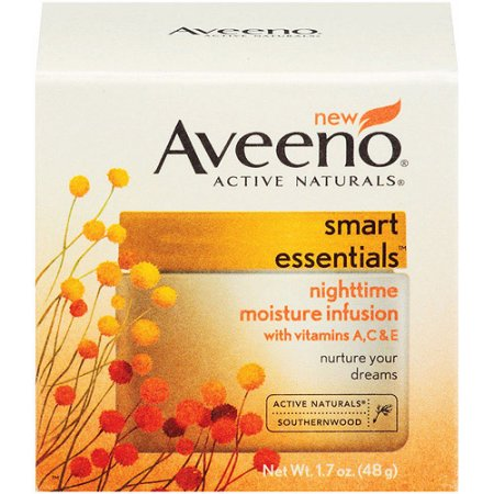 Aveeno® Smart Essentials Nighttime Moisture Infusion