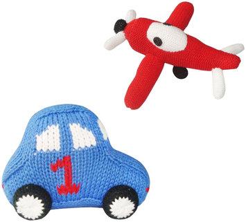 Estella Baby Gift Set with Rattles - Plane & Car - 1 ct.