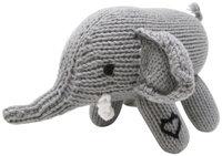 Estella Elephant Rattle - 1 ct.