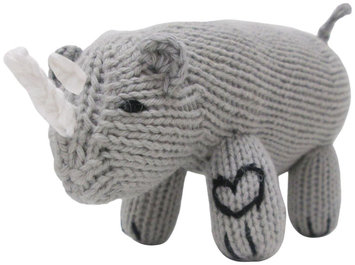 Estella Rhino Rattle - 1 ct.