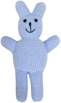 Estella Bunny Rattle - Blue - 1 ct.