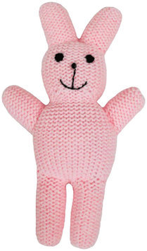 Estella Bunny Rattle - Pink - 1 ct.