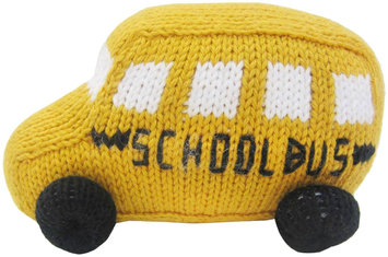 Estella School Bus Rattle - 1 ct.