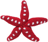 Estella Starfish Rattle - 1 ct.