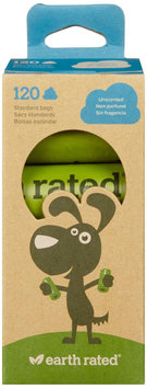 Earth Rated Dog Waste Bags - Unscented