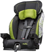 Evenflo Chase Select Harnessed Booster Car Seat - Dipsy Doodle