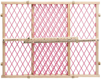 Evenflo Position & Lock Gate - Pink - 1 ct.