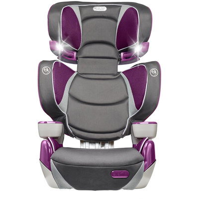 Evenflo RightFit Booster Car Seat - Hollyhock
