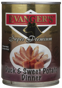 Evangers Gold Label - Duck & Sweet Potato - 12 x 13.2 oz