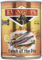 Evangers Whole Mackerel with Gravy - 12x13.2 oz