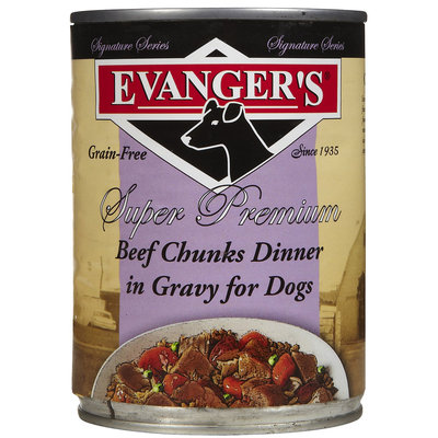 Evangers Signature Series Cuts in Gravy - Beef