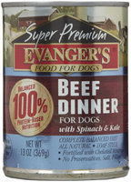 Evangers Gold Label - Beef - 12 x 13.2 oz