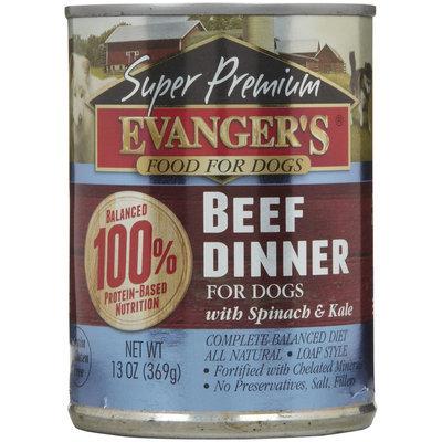 Evangers Gold Label - Beef - 12 x 13.2 oz