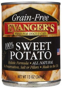 Evangers Evanger's Sweet Potato Canned 13 oz