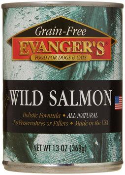 Evangers Evanger's Grain Free Wild Salmon