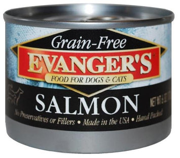 Evangers Evanger's Super Premium Wild Salmon Canned Food 24/6-oz cans
