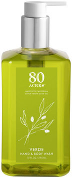 80 Acres 10-ounce Verde Hand and Body Wash