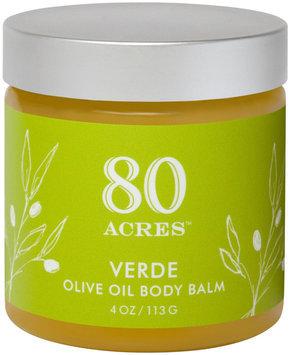 80 Acres Verde Olive Oil Body Balm