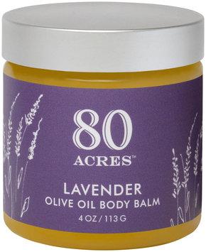 80 Acres Lavender Olive Oil Body Balm