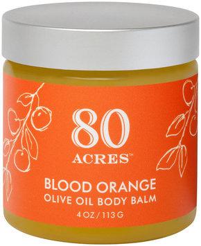 80 Acres Blood Orange Olive Oil Body Balm