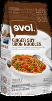 evol Ginger Soy Udon Noodles