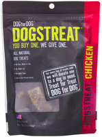 Petwell Group Dogs for Dog DOGSTREAT Chicken Dog Treats