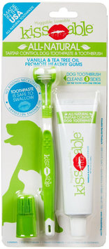 Cain & Able KissAble Combo Kit - with Toothbrush & Toothpaste