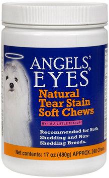 Angel's Eyes Angels' Eyes Natural Soft Chew Chicken Flavor 240ct Dog