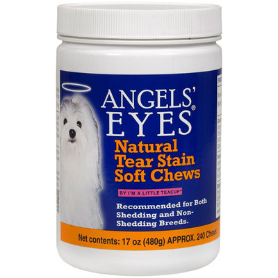 Angel's Eyes Angels' Eyes Natural Soft Chew Chicken Flavor 240ct Dog