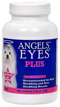 Angel's Eyes Angels' Eyes Plus Antibiotic FREE Supplement Beef Flavor 75g