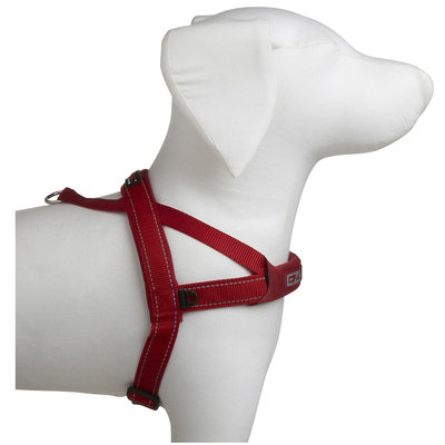 EzyDog Quick Fit Harness Red X-Small