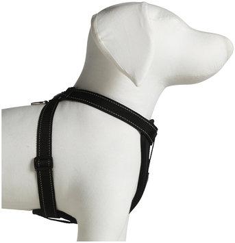 EzyDog Chest Plate Harness Black Large