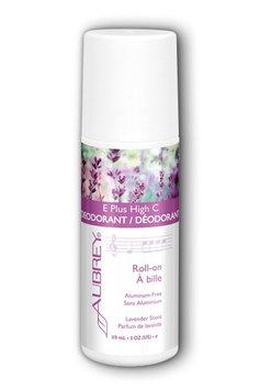 Aubrey Organics E Plus High C Roll-on Deodorant Lavender