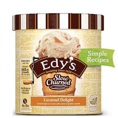 Dayer's/Edy's Slow Churned Caramel Delight Ice Cream