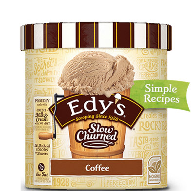 Dayer's/Edy's Slow Churned Coffee Ice Cream