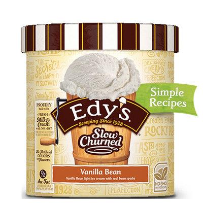 Dayer's/Edy's Slow Churned Vanilla Bean Ice Cream