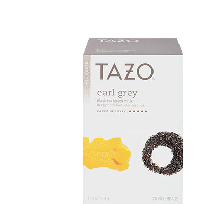 Tazo Earl Grey Black Tea