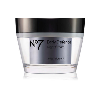 No7 Early Defence Night Cream