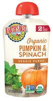 Earth's Best Organic® Pumpkin & Spinach Veggie Puree