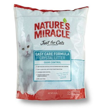 Nature's Miracle® Easy Care Crystal Litter