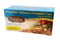 Celestial Seasonings® Sleepytime Echinacea Complete Care Wellness Tea Caffeine Free