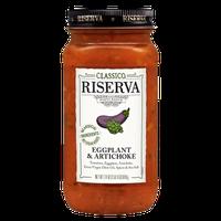 CLASSICO RISERVA Eggplant & Artichoke Pasta Sauce