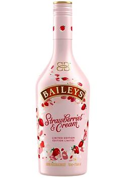 Baileys Strawberries & Cream Liqueur