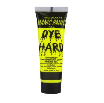 Manic Panic DYE HARD® Temporary Hair Color Styling Gels