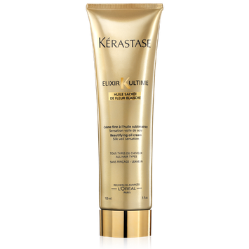 Kerastase Elixir Ultime Cr me Fine - Dry Hair Leave-In Conditioner